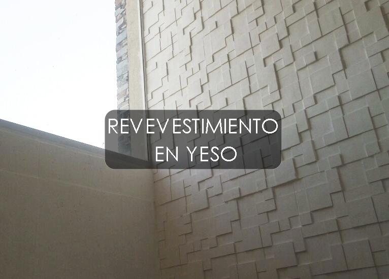 La mejor solución en Revestimientos en yeso en Córdoba